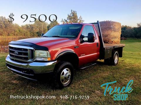 2003 Ford F-350 Super Duty for sale in Okemah, OK