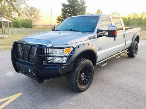 2014 Ford F-250 Super Duty for sale at The Truck Shop in Okemah OK