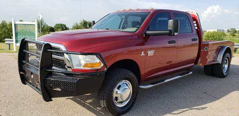 2011 RAM Ram Pickup 3500 for sale at The Truck Shop in Okemah OK