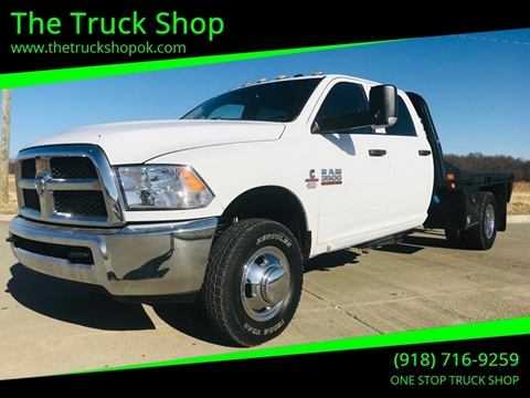 2016 RAM Ram Chassis 3500 for sale in Okemah, OK
