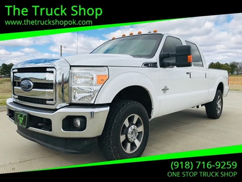 2016 Ford F-250 Super Duty for sale in Okemah, OK