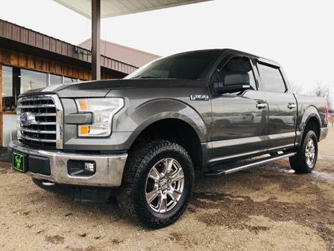 2015 Ford F-150 for sale in Okemah, OK