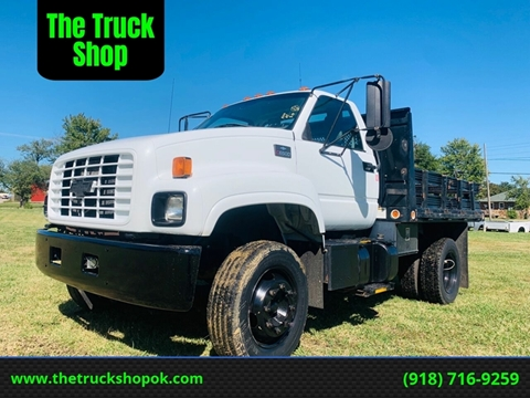 2000 Chevrolet C6500 for sale in Okemah, OK