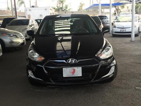 2013 Hyundai Accent for sale in Santa Ana, CA
