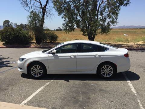 2015 Chrysler 200 for sale in Temecula, CA