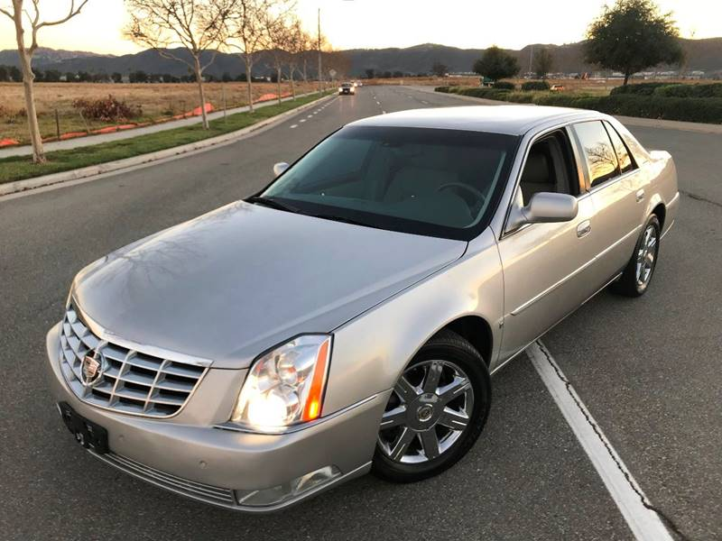 2006 Cadillac Dts Luxury Iii In Temecula Ca Destination Motors