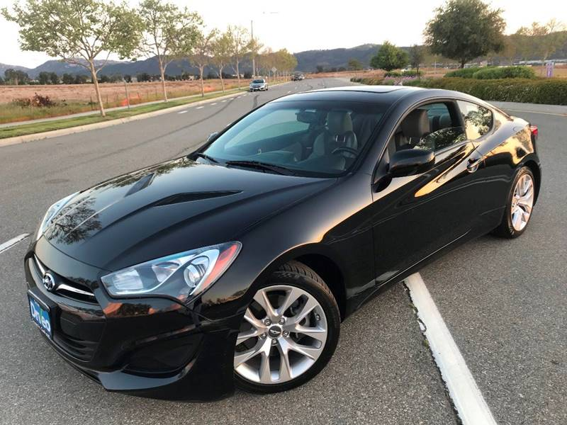 2013 Hyundai Genesis Coupe For Sale At Destination Motors In Temecula CA