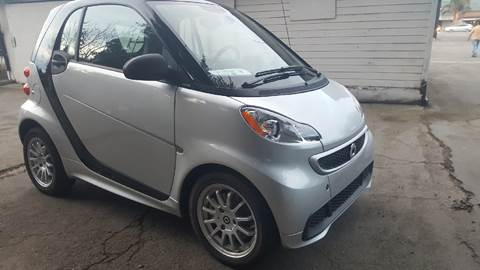 2014 Smart fortwo for sale in Fremont, CA