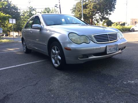 2002 Mercedes-Benz C-Class for sale in Fremont, CA