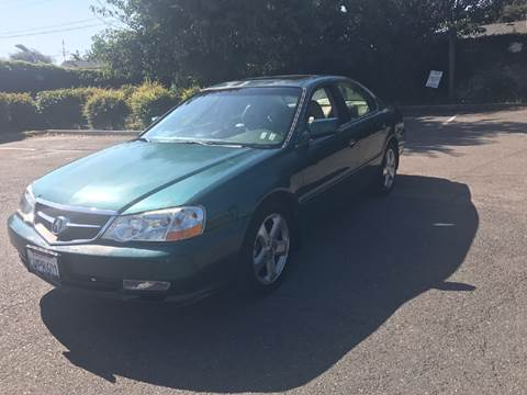2002 Acura TL for sale in Fremont, CA