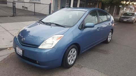 2004 Toyota Prius for sale in Fremont, CA