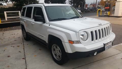 2016 Jeep Patriot for sale in Fremont, CA