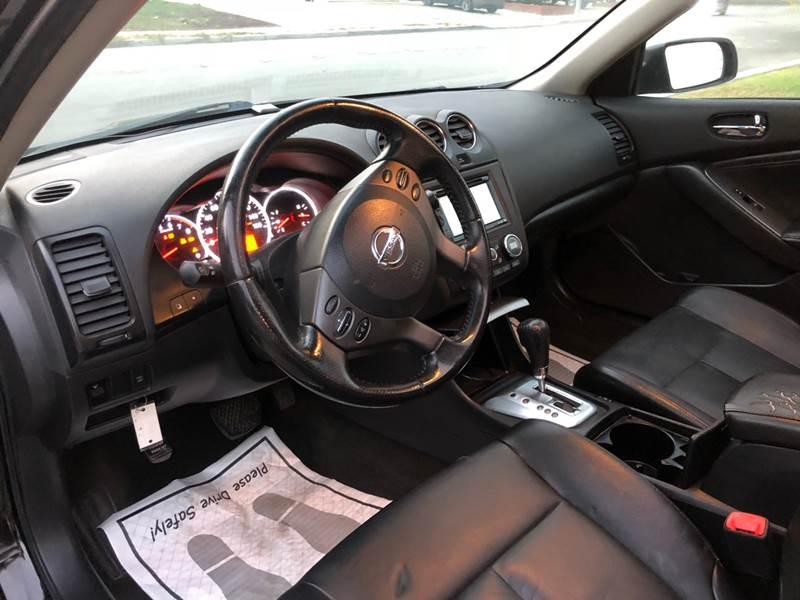2010 Nissan Altima 2.5 SL 4dr Sedan - Fremont CA