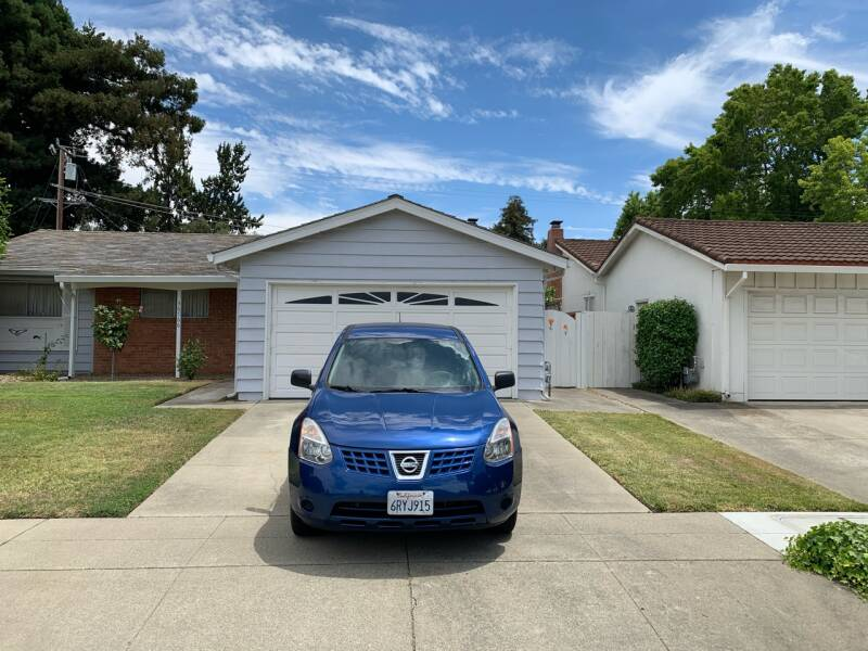 2008 Nissan Rogue AWD S Crossover 4dr - Fremont CA