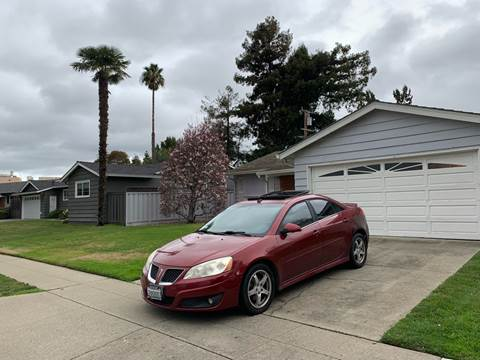 2010 Pontiac G6 for sale in Fremont, CA