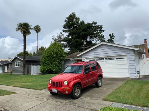 2002 Jeep Liberty for sale in Fremont, CA