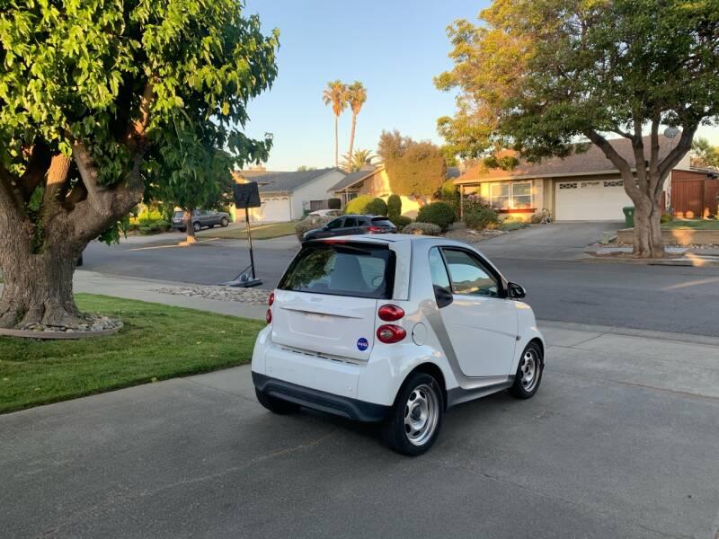2013 Smart fortwo passion 2dr Hatchback - Fremont CA