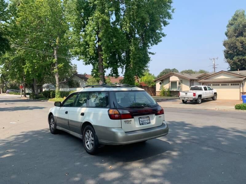 2003 Subaru Outback AWD 4dr Wagon - Fremont CA