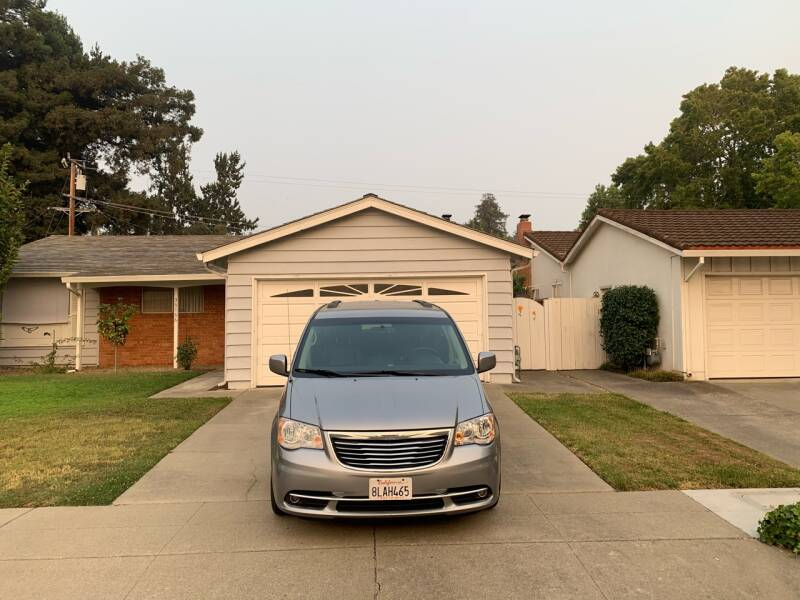 2014 Chrysler Town and Country Touring 4dr Mini-Van - Fremont CA