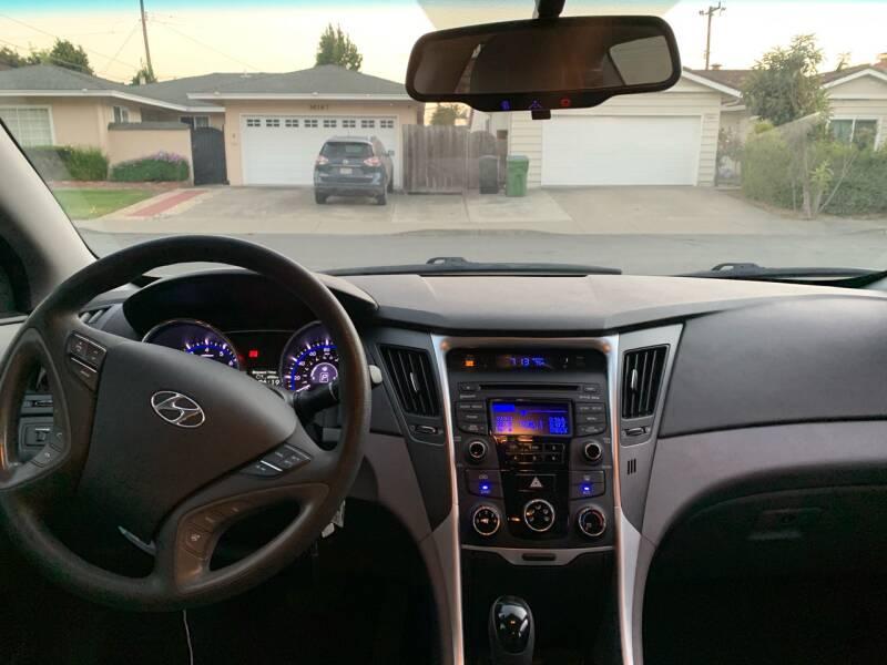 2014 Hyundai Sonata GLS 4dr Sedan - Fremont CA