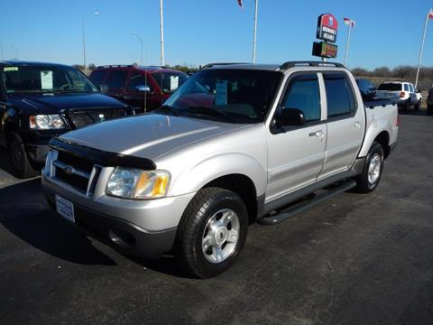 2004 Ford Explorer Sport Trac for sale in Wichita Falls, TX
