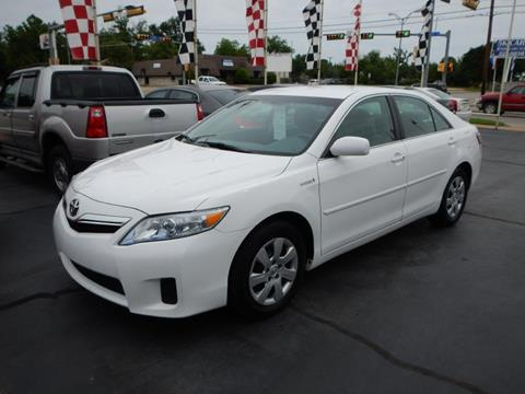 2011 Toyota Camry Hybrid for sale in Wichita Falls, TX