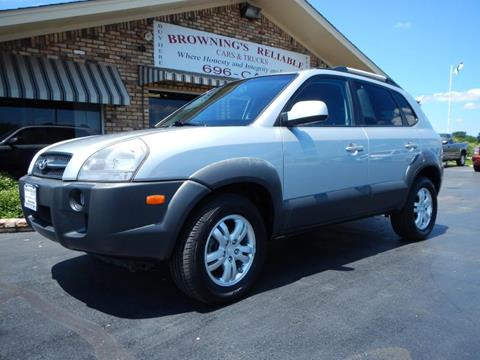 2008 Hyundai Tucson for sale in Wichita Falls, TX