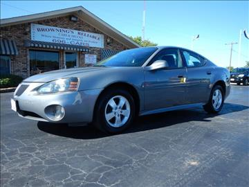 2008 Pontiac Grand Prix for sale in Wichita Falls, TX