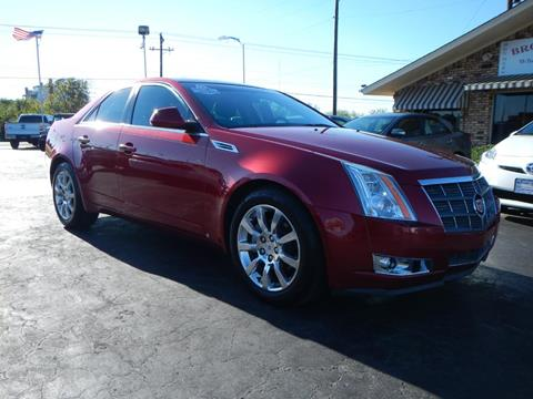 2008 Cadillac CTS for sale in Wichita Falls, TX