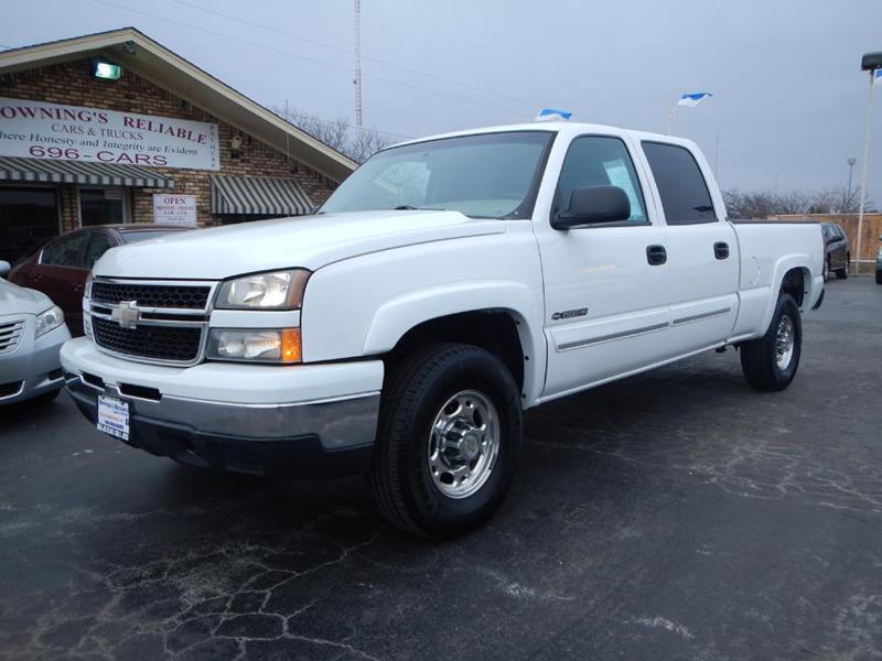 2007 Chevrolet Silverado 1500HD Classic In Wichita Falls TX ...
