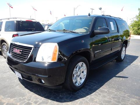 2011 GMC Yukon XL for sale in Wichita Falls, TX