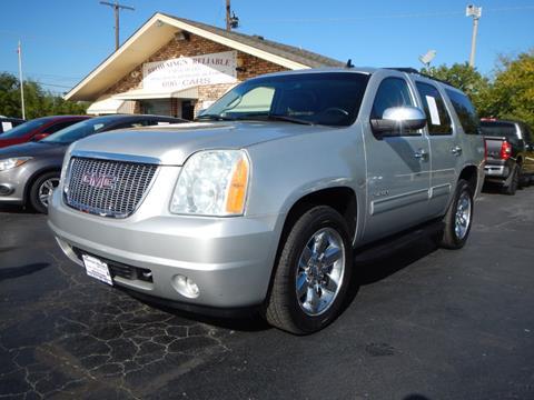 2010 GMC Yukon for sale in Wichita Falls, TX