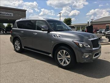 2017 Infiniti QX80 for sale in Collierville, TN