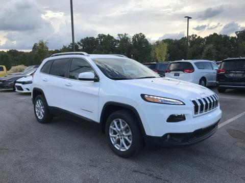 2018 Jeep Cherokee for sale in Collierville, TN