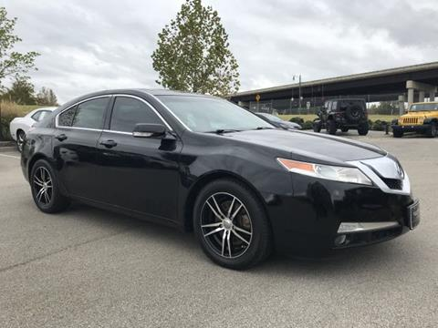 2011 Acura TL for sale in Collierville, TN