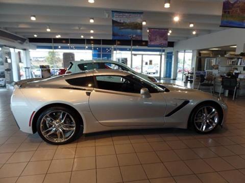 2016 Chevrolet Corvette for sale in Laramie, WY