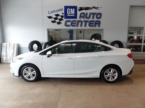 2017 Chevrolet Cruze for sale in Laramie, WY