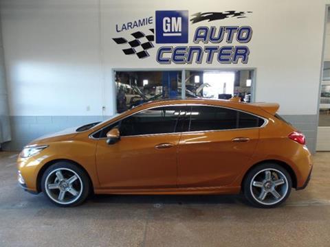 2017 Chevrolet Cruze for sale in Laramie, WY