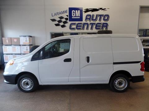 2017 Chevrolet City Express Cargo for sale in Laramie, WY