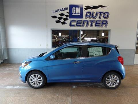 2017 Chevrolet Spark for sale in Laramie, WY