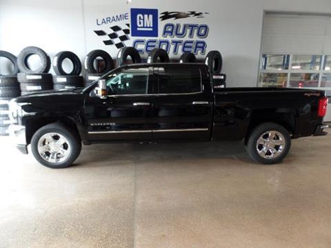 2017 Chevrolet Silverado 1500 for sale in Laramie, WY