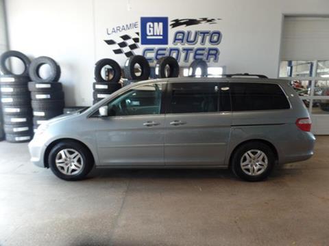 2007 Honda Odyssey for sale in Laramie, WY
