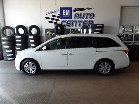 2015 Honda Odyssey for sale in Laramie, WY