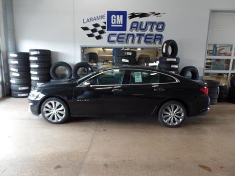 2017 Chevrolet Malibu for sale in Laramie, WY