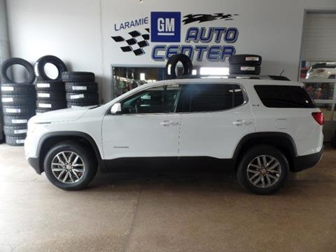 2017 GMC Acadia for sale in Laramie, WY