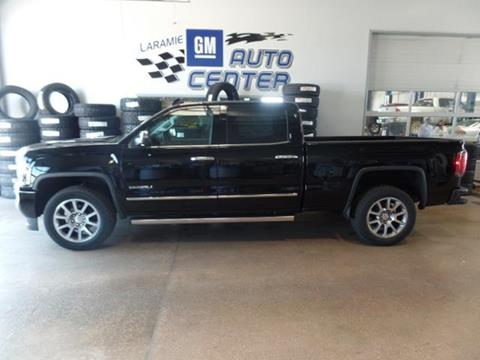 2018 GMC Sierra 1500 for sale in Laramie, WY