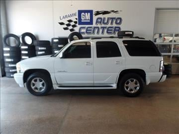 2003 GMC Yukon for sale in Laramie, WY