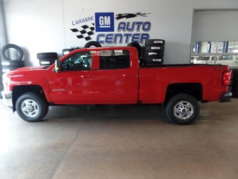 2018 Chevrolet Silverado 2500HD for sale in Laramie, WY