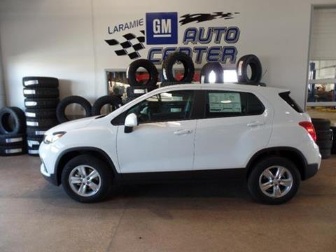 2017 Chevrolet Trax for sale in Laramie, WY