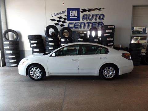 2011 Nissan Altima for sale in Laramie, WY
